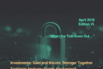 Crypto Research Report, April 19