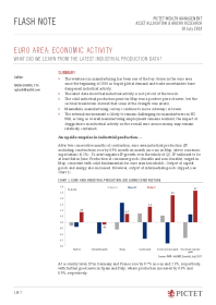 Euro area: economic activity what did we learn from the latest industrial production data?