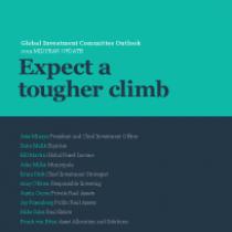 Expect a tougher climb