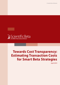 t Towards Cost Transparency: Estimating Transaction Costs for Smart Beta Strategies