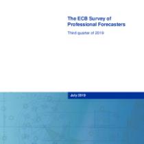 The ECB Survey of Professional Forecasters (SPF) – Third quarter of 2019