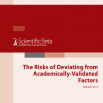 The Risks of Deviating from Academically-Validated Factors