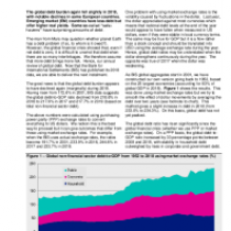 Uncommon truths – Global debt review 2019