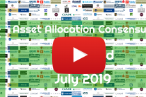 Video's Asset Allocation Consensus Juli