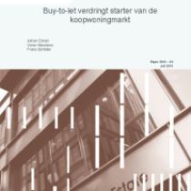 Buy-to-let verdringt starter van de koopwoningmarkt