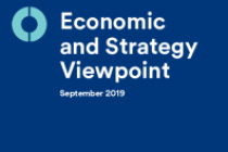 Economic and Strategy Viewpoint