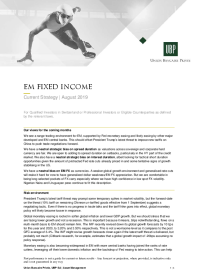 EM Fixed Income