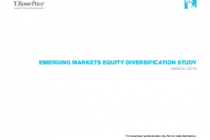 Emerging Markets Equity Diversification Study