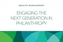 Engaging the Next Generation in Philanthropy