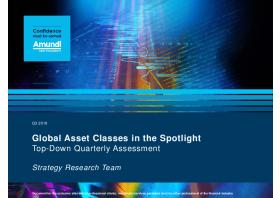 Global Asset Classes in the Spotlight