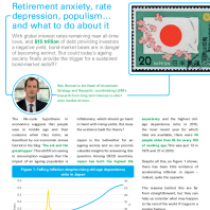 Long-term Thinking – Demographics For Investment Professionals