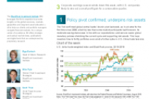 Policy pivot confirmed; underpins risk assets