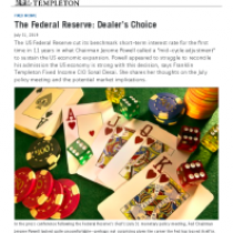 The Federal Reserve: Dealer's Choice