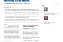 Time to Rethink Emerging Markets Allocations
