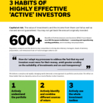 3 Habits Of Highly Effective 'Active' Investors