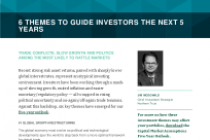 6 Themes to Guide Investors the Next 5 Years