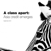 A class apart: Asia credit emerges