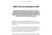 Active investing in emerging markets (EM)