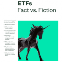 Are fixed income ETFs: 1 Distorting the market?