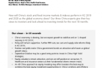 China markets The outlook for China equities and fixed income