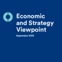 Economic and Strategy Viewpoint September 2019