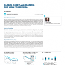 Global Asset Allocation: The View From Emea