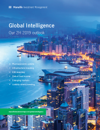 Global Intelligence Our 2H 2019 outlook