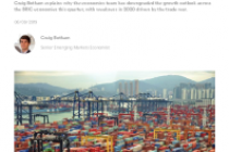 How trade wars are weakening the BRICs