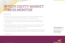 Intech Equity Market Stress Monitor®