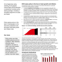 Investment Event; ECB delivers easing package