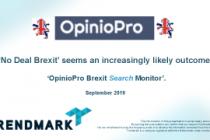 OpinioPro Brexit Search Monitor