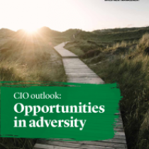 Opportunities in adversity