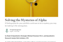 Solving the Mysteries of Alpha