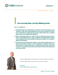 Survivorship Bias and the Walking Dead
