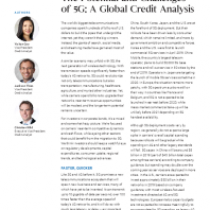 The Potential and Challenges of 5G: A Global Credit Analysis