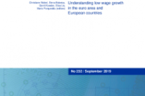 Understanding low wage growth in the euro area and European countries