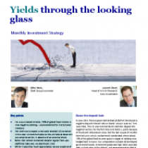Yields through the looking glass