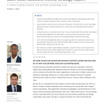 A review of global markets and portfolio positioning in Q3