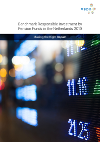 Benchmark Responsible Investment by Pension Funds in the Netherlands 2019