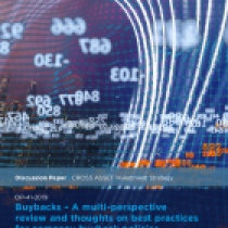 Buybacks – A multi-perspective review and thoughts on best practices for company buyback policies