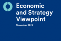 Economic and Strategy Viewpoint November 2019