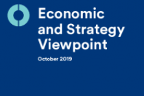 Economic and Strategy Viewpoint October 2019