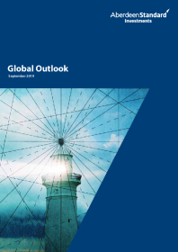 Global Outlook September 2019 TAA Model Allocation