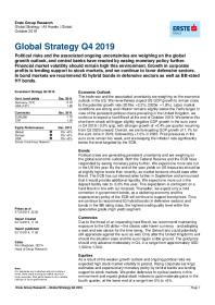 Global Strategy Q4 2019