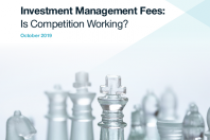 Investment Management Fees: Is Competition Working?