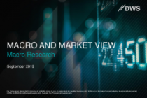 Macro And Market View Macro Research September 2019