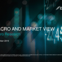 Macro And Market View Macro Research September 2019