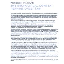 Market Flash: The Geopolitical Context Remains Uncertain