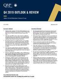 Q4 2019 Outlook & Review