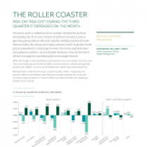 Quarterly Market Commentary 3Q 2019  – The Roller Coaster